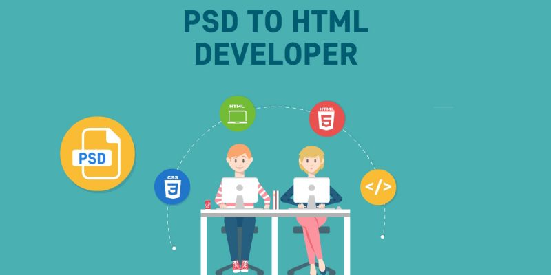 PSD MARKUP Best PSD to HTML Convertor & mobile site developer