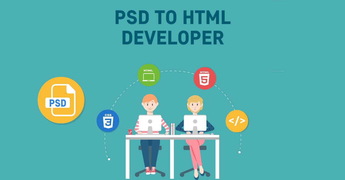 5 Points To Be Kept In Mind While Selecting PSD TO HTML Service Provider