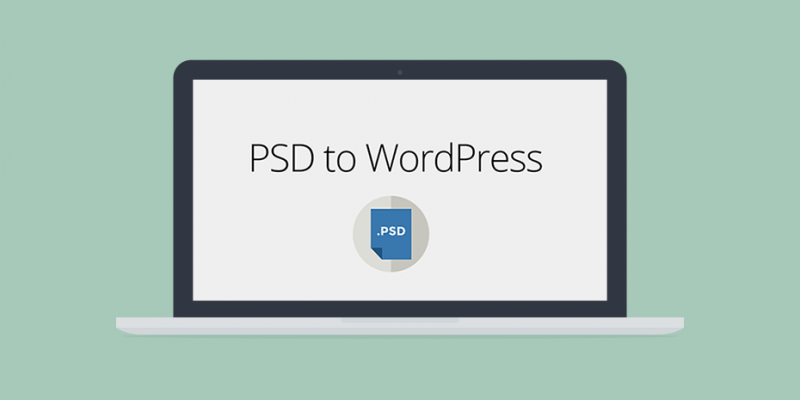PSD MARKUP Best wordpress development services provided