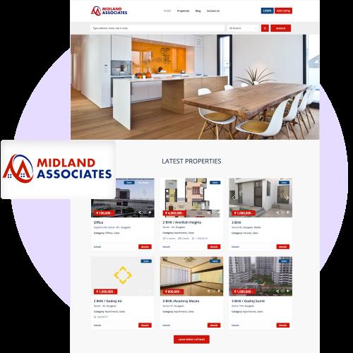 PSD MARKUP Website design and development services