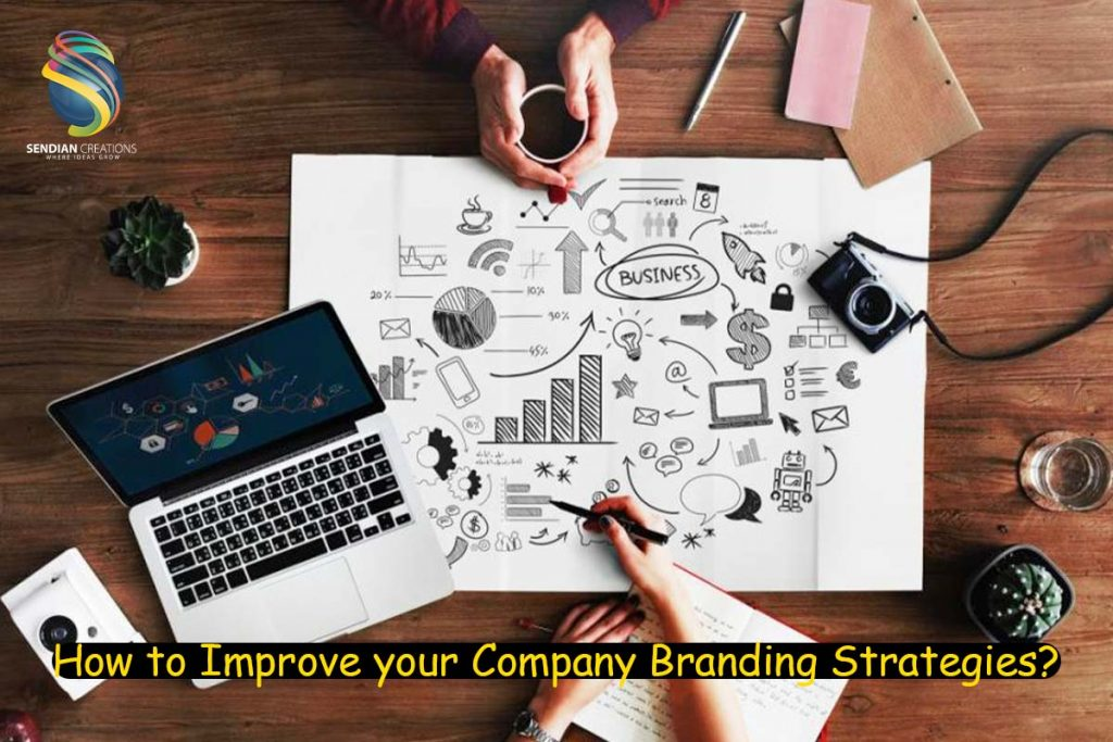 How to improve your company branding
